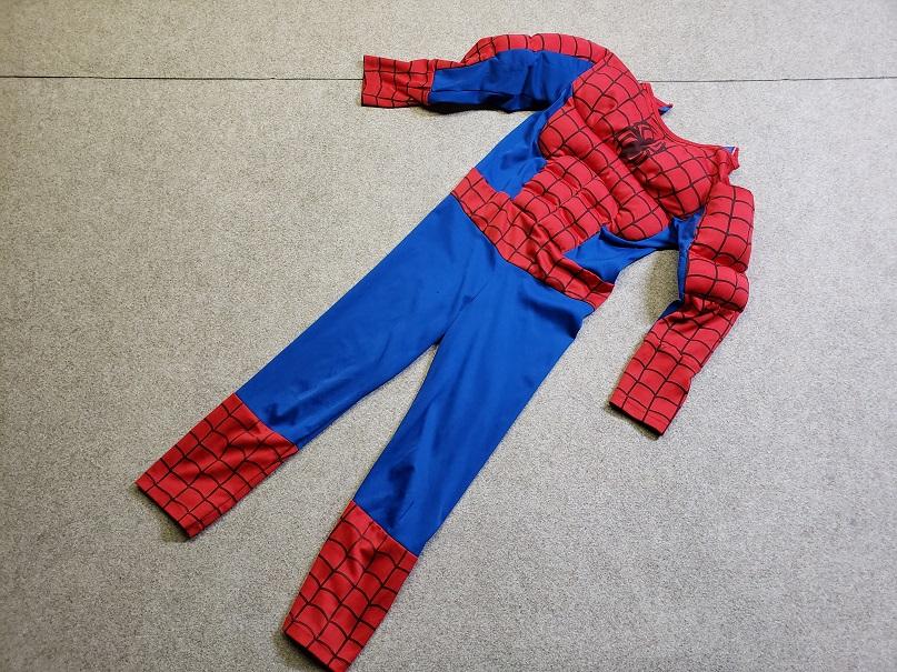 スパイダーマンスーツ