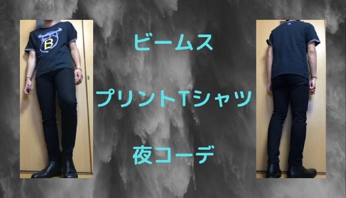 ビームスTシャツ