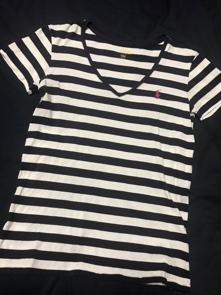 ラルフVネックTシャツ